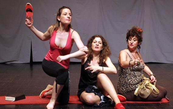 Teatros del Canal - LA MALETA DE LOS NERVIOS (CHIRIGÓTICAS)