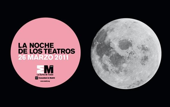 Entradas la noche de los teatros lnt en madrid teatros Teatros del canal entradas