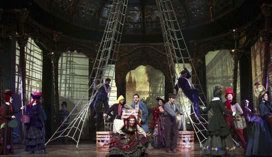 Entradas musical el ltimo jinete en madrid teatros del Teatros del canal entradas