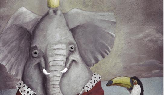 Babar el elefantito. Cuento musical. Teatros del Canal