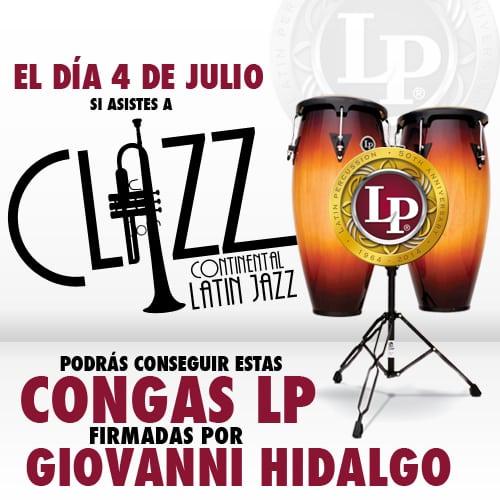 Entradas clazz continental latin jazz 2014 en madrid Teatros del canal entradas