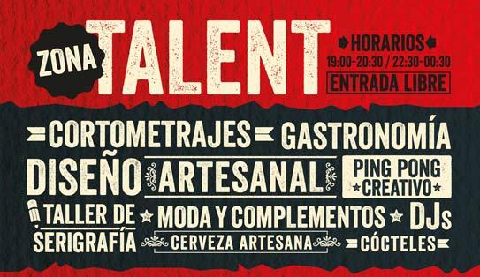 zona talent festival creadores