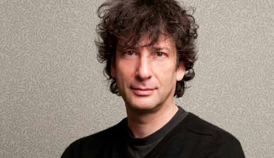 neil gaiman en madrid