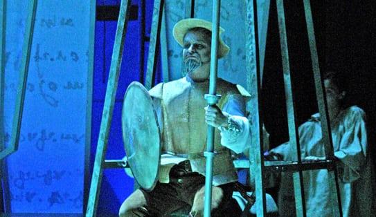 el caballero de la triste figura ópera