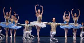 het natianale ballet theme and variations