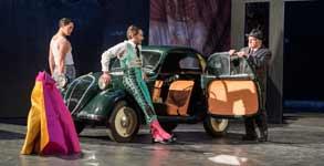 Entradas monsieur de pourceaugnac en madrid teatros del Teatros del canal entradas