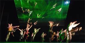 pastoral de beethoven / tierra madre - víctor ullate ballet