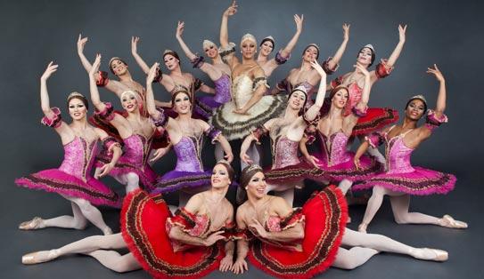 les ballets trockadero de montecarlo