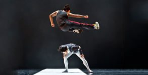 Romeo y Julieta Ballet Joven Nacional de Noruega