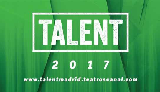 talent madrid 2017