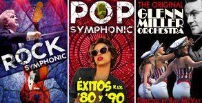 glenn miller pop & rock sinfónico