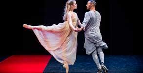 romeo y julieta ballet nacional de noruega
