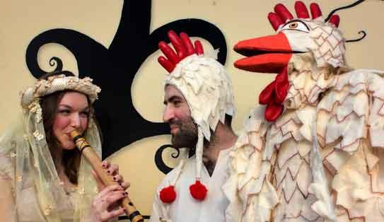 canterbury tales teatro en inglés