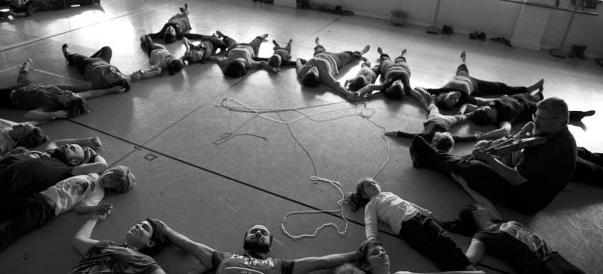 Talleres de danza de creación colectiva