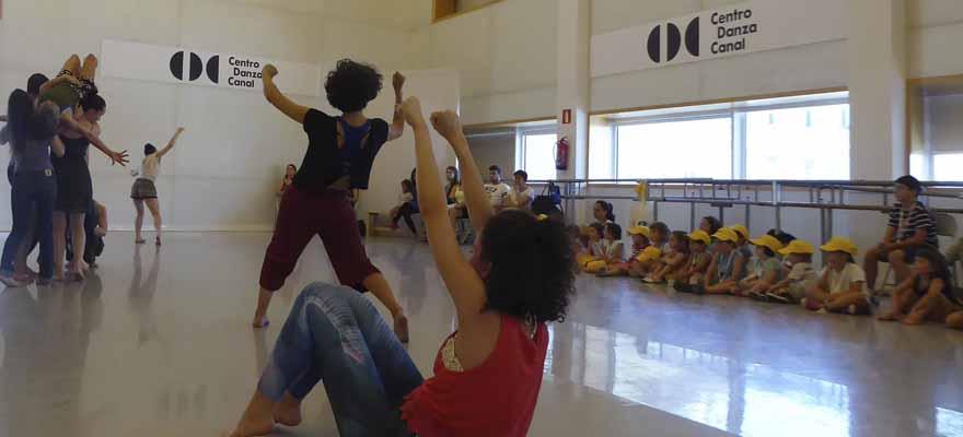 Talleres de danza para personas inquietas
