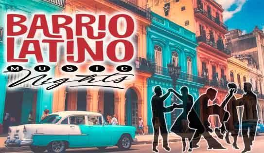 barrio latino en el escorial