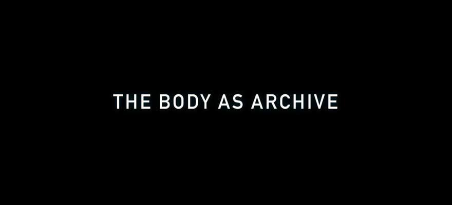 Taller 'El cuerpo como archivo', con Gerald Siegmund