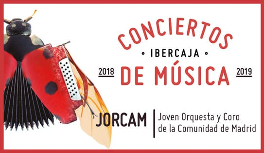 conciertos ibercaja de música jorcam 2018- 2019