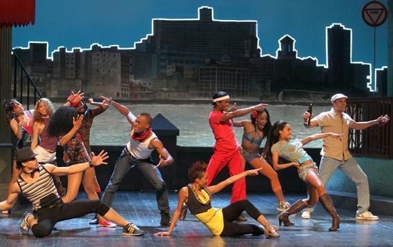 Teatros del Canal - BÉSAME MUCHO. El musical de las pasiones