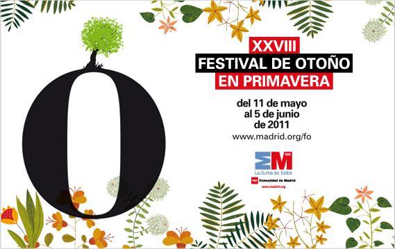 Teatros del Canal - XXVIII FESTIVAL DE OTOÑO EN PRIMAVERA