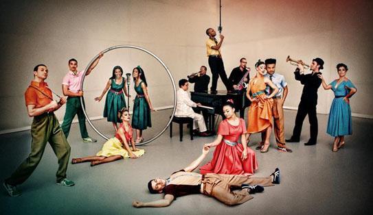 ny story latin jazz y danza urbana