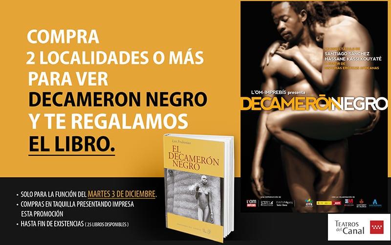 libro gratis decamerón negro