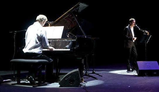 wim mertens y kirmen uribe concierto en madrid teatros canal