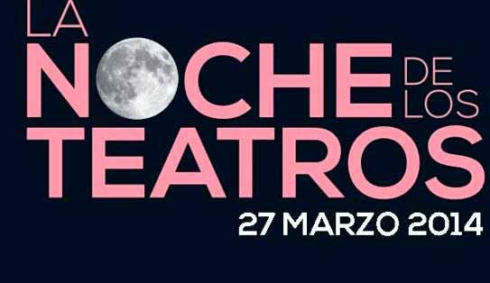noche de los teatros 2014
