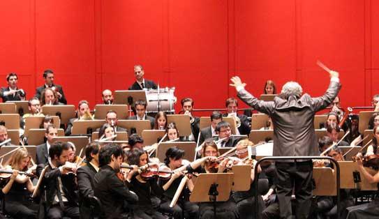 orquesta verum teatros canal