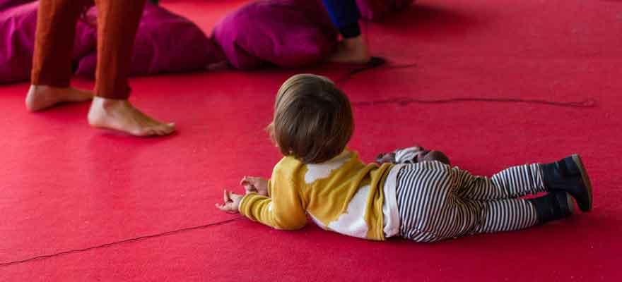 La Danzadera: sesiones de música y danza para bebés