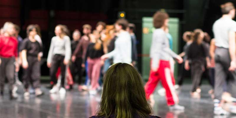 III Jornadas de encuentro entre coreógrafos, directores y dramaturgos