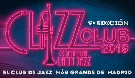 clazz continental latin jazz 2019