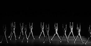 compañía nacional de danza una noche con forsythe