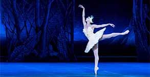 el lago de los cisnes ballet de cuba
