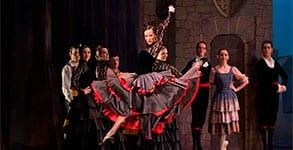 gala 40 aniversario compañía nacional de danza