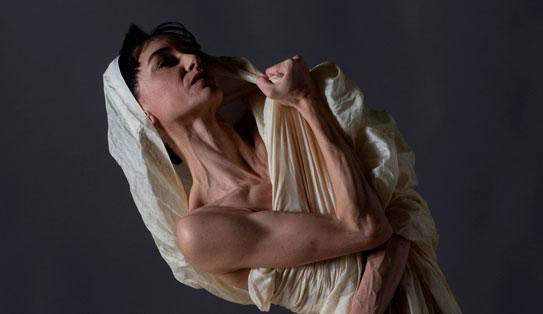 antígona víctor ullate ballet