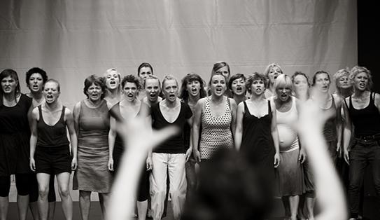 marta górnicka / the chorus of women / magnificat