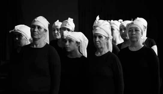 Bouchra Ouizguen presenta 'Corbeaux'
