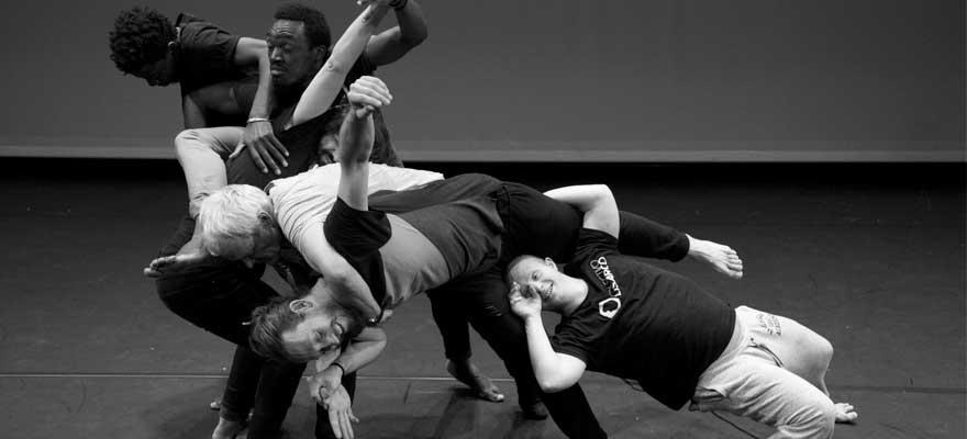 Taller de danza inclusiva para jóvenes
