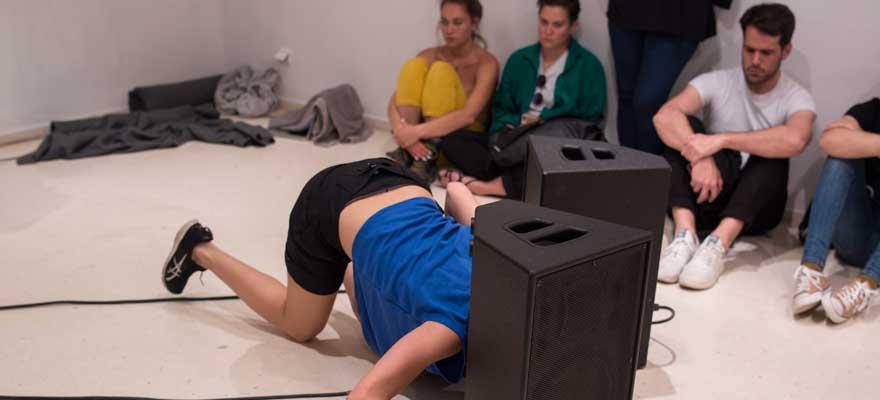 Taller 'Situaciones sonoras' con Amaranta Velarde