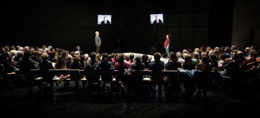 Taller de dramaturgia con Mohamed El Khatib