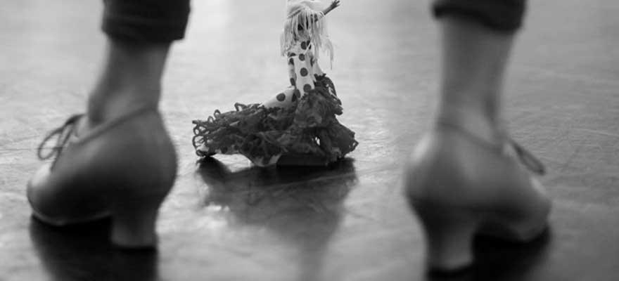 Taller de creación 'Movimiento e imagen' (4/4), con Olga Pericet y Paco Villalta