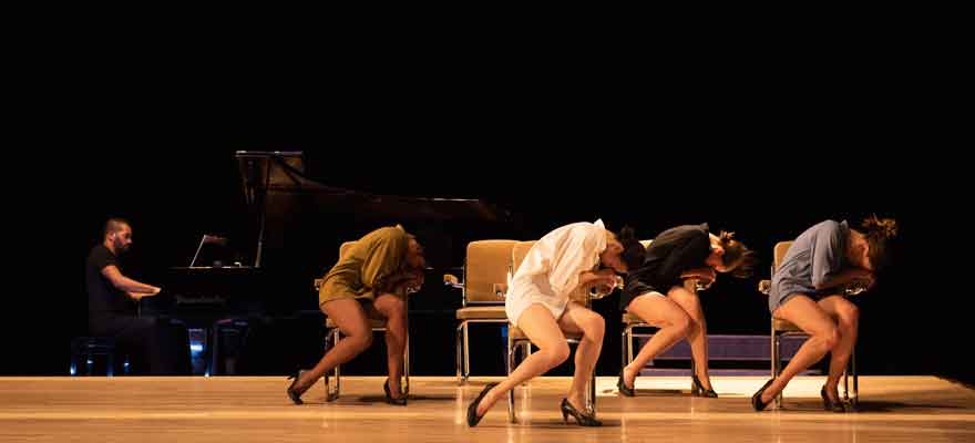 Taller de danza: 'La figura de Anne Teresa de Keersmaeker y la compañía Rosas. Una danza belga'