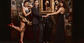 oro y plata de ramón cabaret barroco
