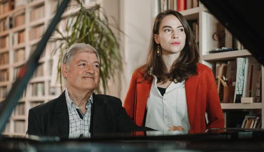 Lorena Paz Nieto y Albert Nieto